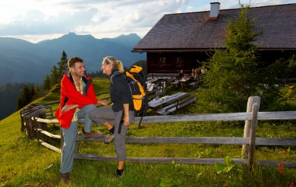 Wanderurlaub in der Pension Hedegghof